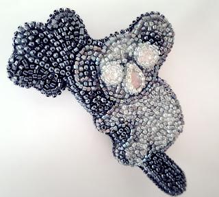 Miś  Koala na konkurs Royal