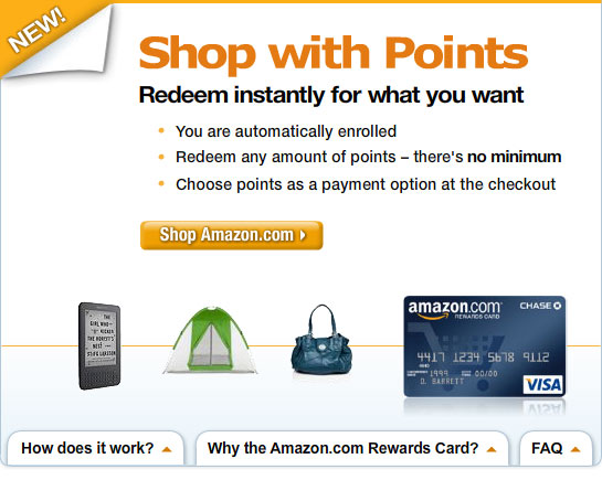 AMAZON CHASE CARD LOGIN