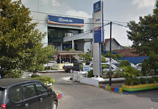 Lokasi ATM BRI Setor Tunai (CDM) PATI