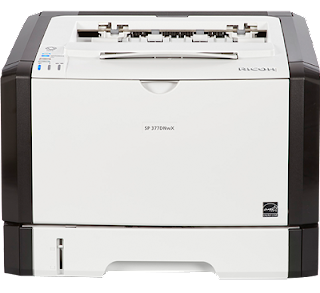DNwX printer is super but the connective together with the instructions is hard Ricoh SP 377DNwX Driver Download