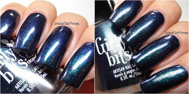 Girly Bits - Meteor Shower