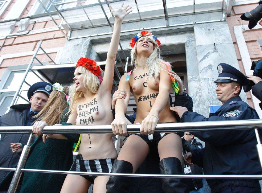 протест на майдане порно актрисы - 4