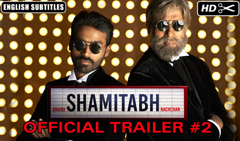 Shamitabh trailer 2