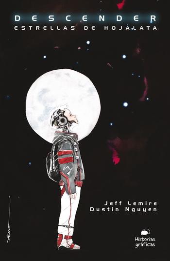 Un libro rápido de leer: Descender de Jeff Lemire