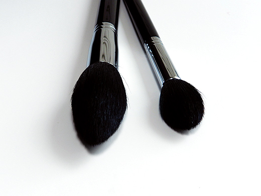 Sigma Tapered Highlighter and Face Brushes Review! - Blog