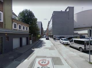 Impressionen der Wuppertaler Wesendonkstraße