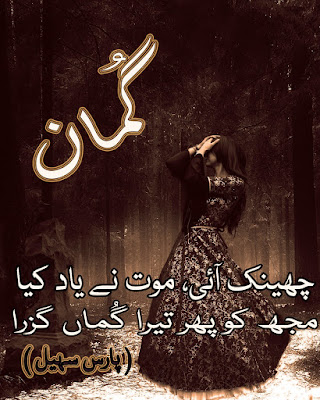 Chhink Aayi, Mout Ne Yaad Kiya - Sad Two Line Urdu Poetry