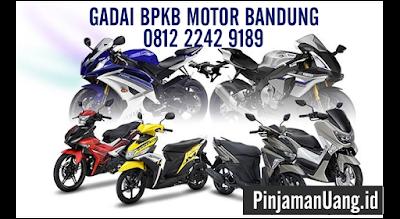 Gadai BPKB Motor Tanpa Survey di Arcamanik Bandung