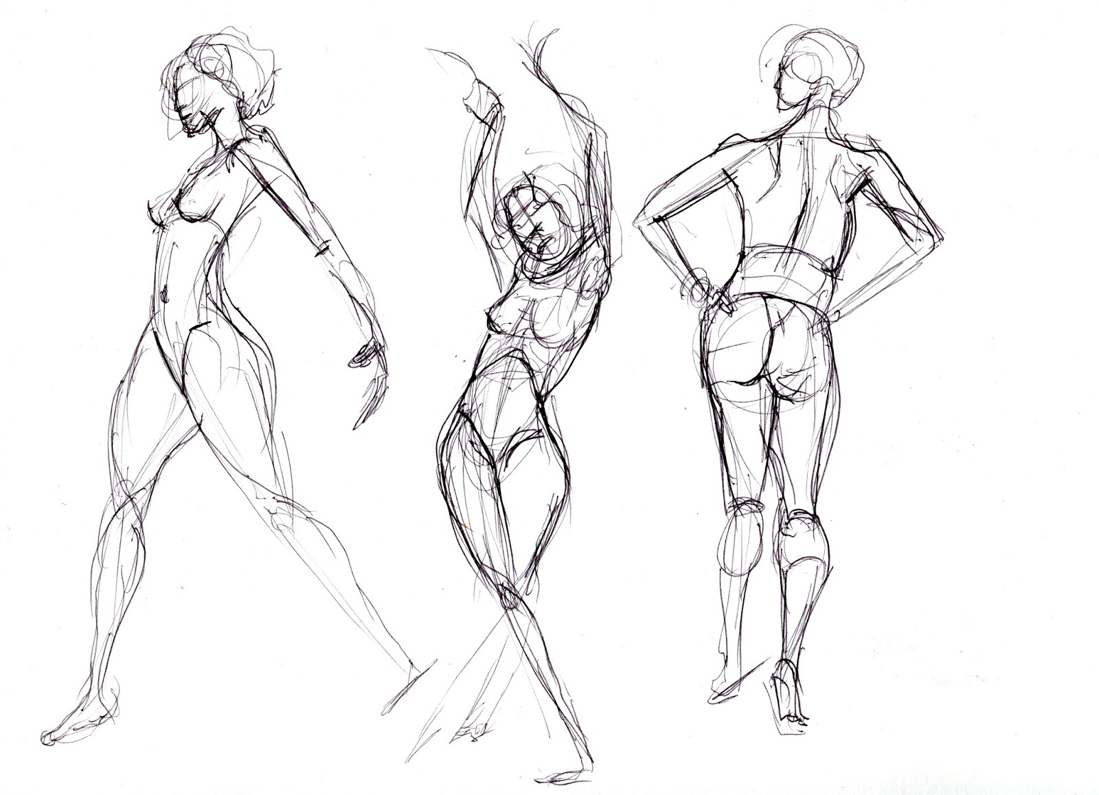 Art Yoga Fusion Figure Drawing Wednesday Nights
