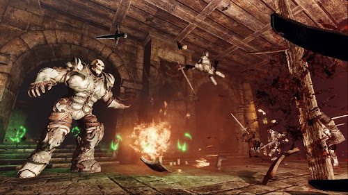 Painkiller Hell and Damnation (2012) Full PC Game Mediafire Resumable Download Links