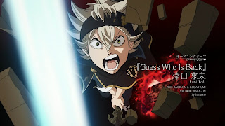 Guess Who Is Back (OST Black Clover)