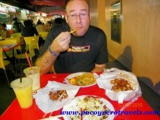 donde comer de viaje en Singapur