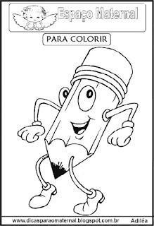 Desenho de para colorir