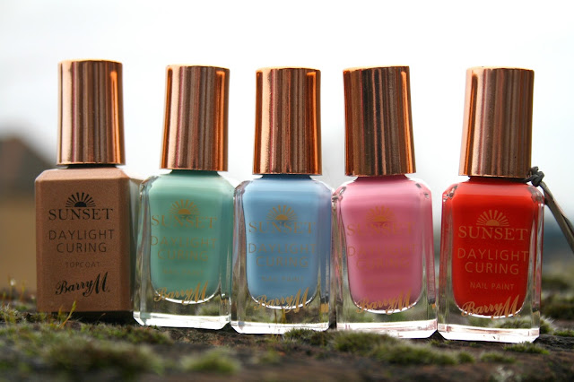 Barry M Spring 16 New Launches