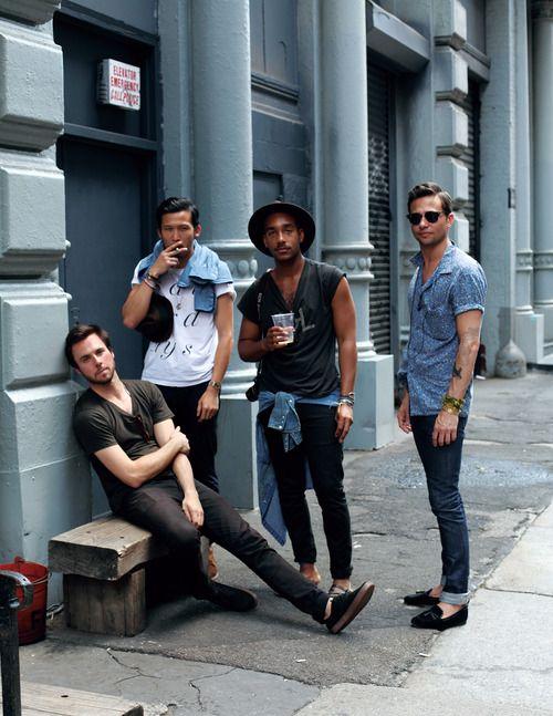 jeans masculino, hipster,chapeu, como deixar cabelo liso, look masculino para festas, look masculino para balada (2)