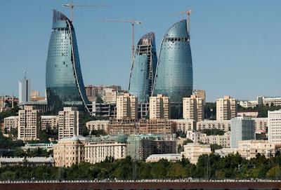 Baku | Aserbajdzjans Hovedstad