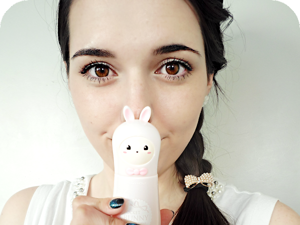 Guest Post from Little Porcelain Princess: Tony Moly Pocket Bunny Moist Mist