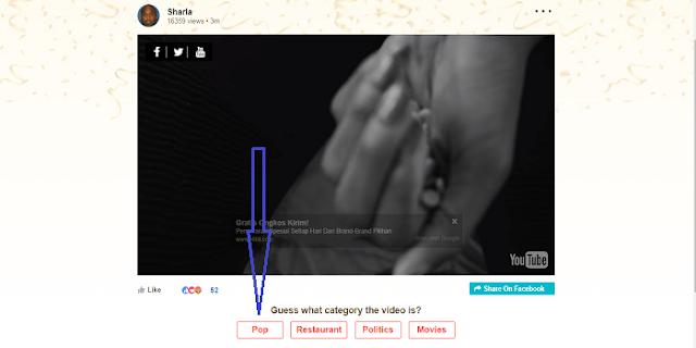 cara mengumpulkan entries di situs Baymack