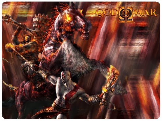 god of war 2 game  for pc full version