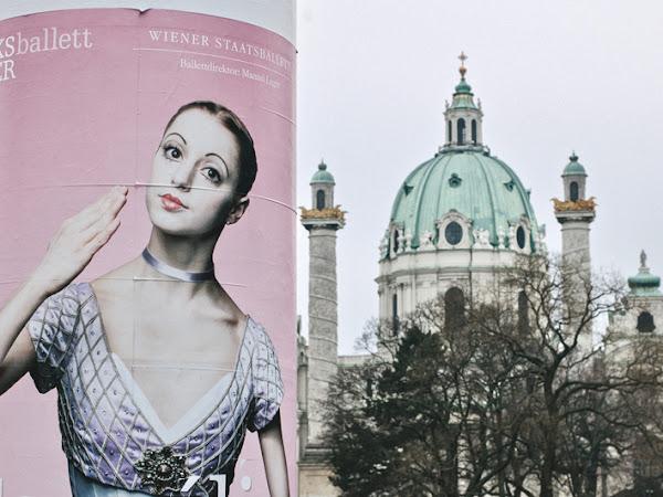 Vienna my Love - Spazieren im grauen Jänner