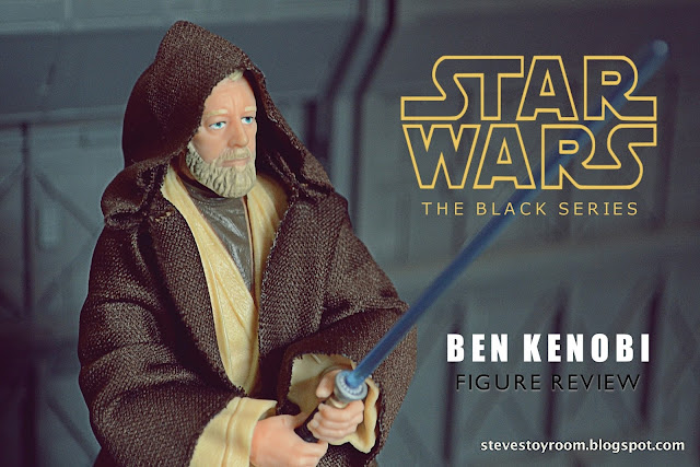 Obi Wan Kenobi Black Series Figure