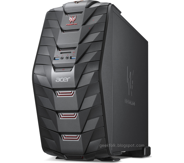 Acer Predator G3 710 Gaming Tower