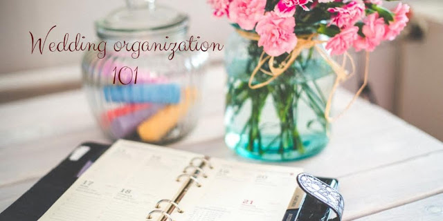 Wedding Organization Tips: simple tips to make your wedding planning easy and flawless