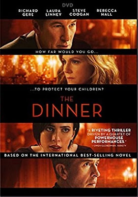 The Dinner [2017] [NTSC/DVDR] Ingles, Subtitulos Español Latino