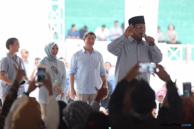 Setuju Saksi Dibiayai APBN, Prabowo: Jadi Anggota Parlemen di Inggris Biayanya Cuma Rp 4 Juta