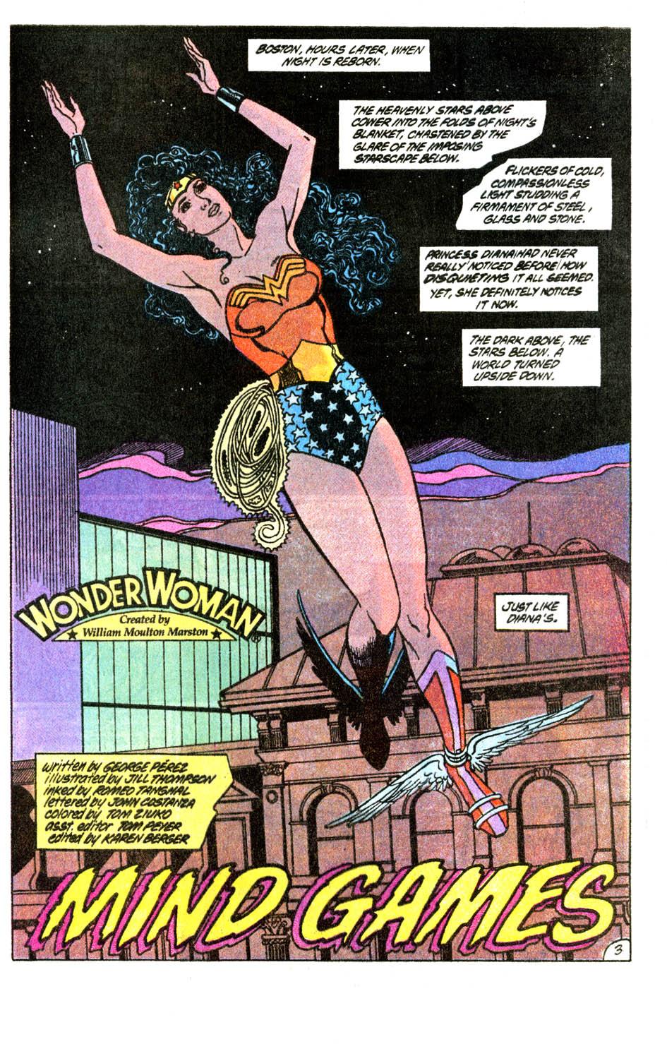 Read online Wonder Woman (1987) comic -  Issue #54 - 4