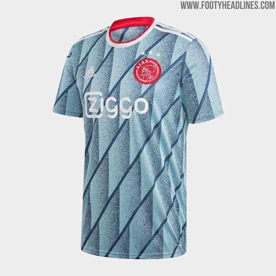 Ajax 20-21 Away Kit Released - Footy Headlines
