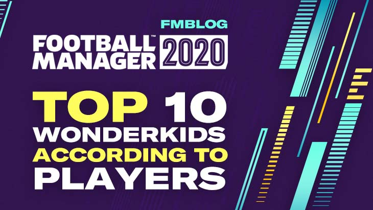 Top 10 FM20 Wonderkids According to Players