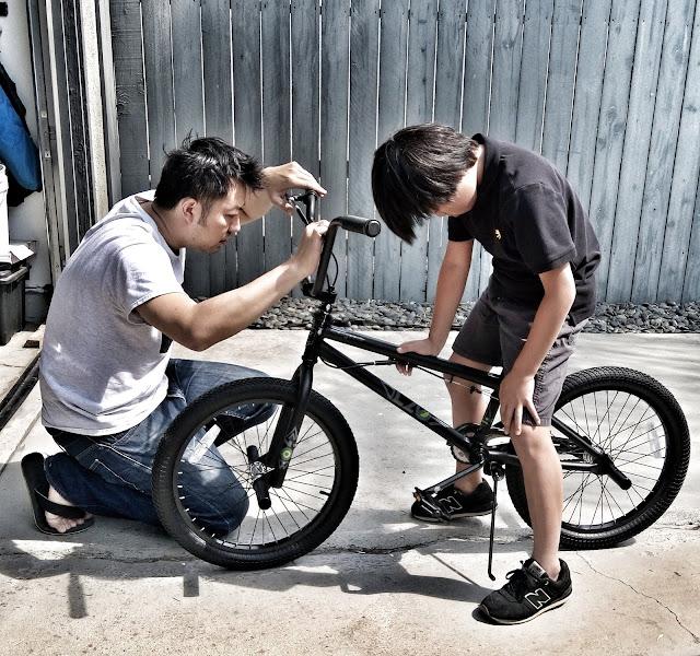 mongoose bike for kids