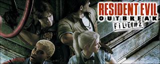 Resident Evil Outbreak File #2 PS2 2004 site: Jogo sem vírus