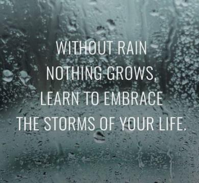 Kata Kata Cinta Tentang Hujan Dalam Bahasa Inggris