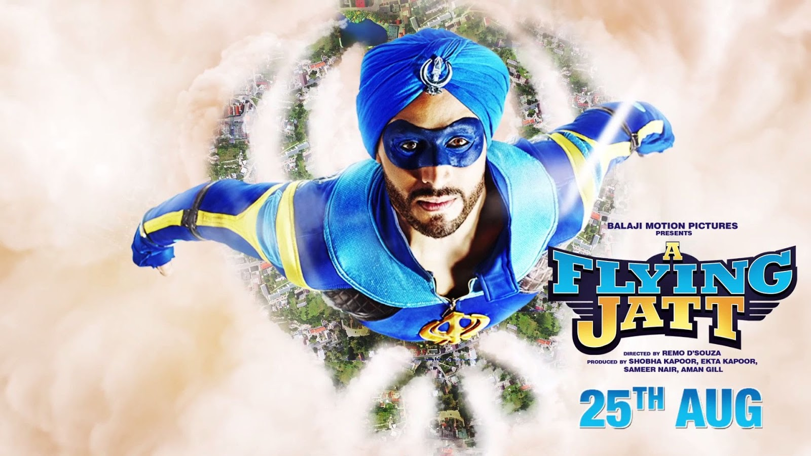 full movie a flying jatt download