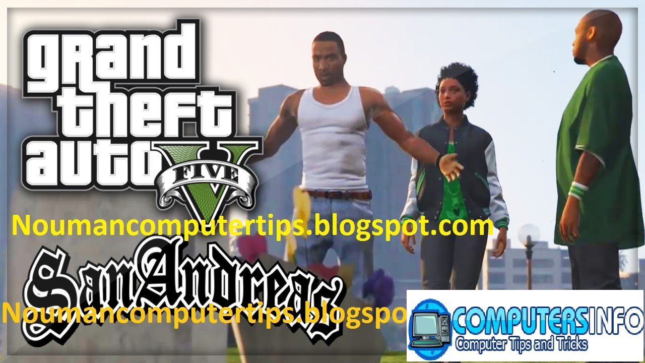 How to Download Gta San Andreas Highly Compressed (700mb