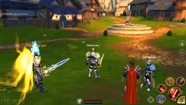 Mobil MMORPG Tavsiyeleri