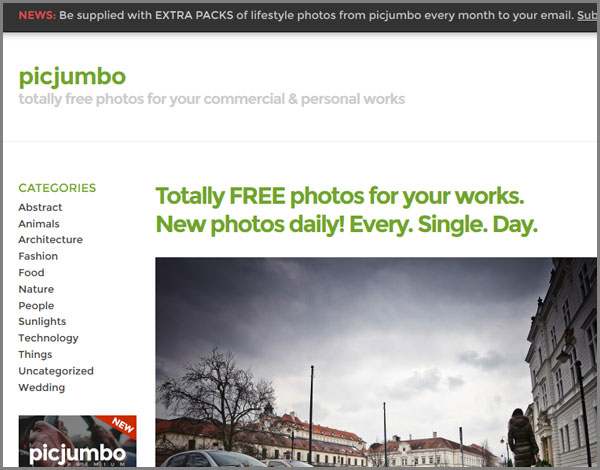 picjumbo free images for commercial use