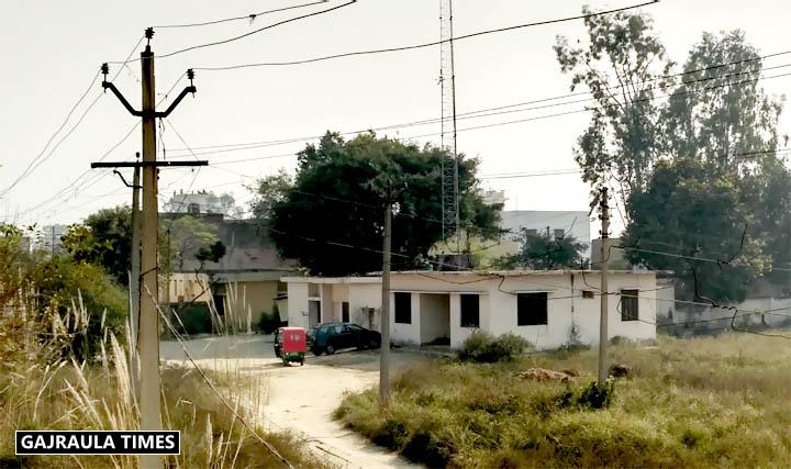 gajraula-electricity-power-house