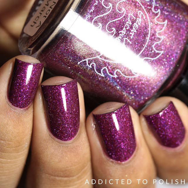 Great Lakes Lacquer Love is Not a Victory March