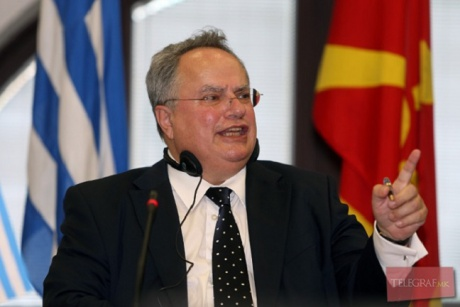 Greek Foreign Minister Issues Fresh Macedonia Accusations
