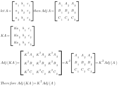 Adjoint-of-KA-matrix