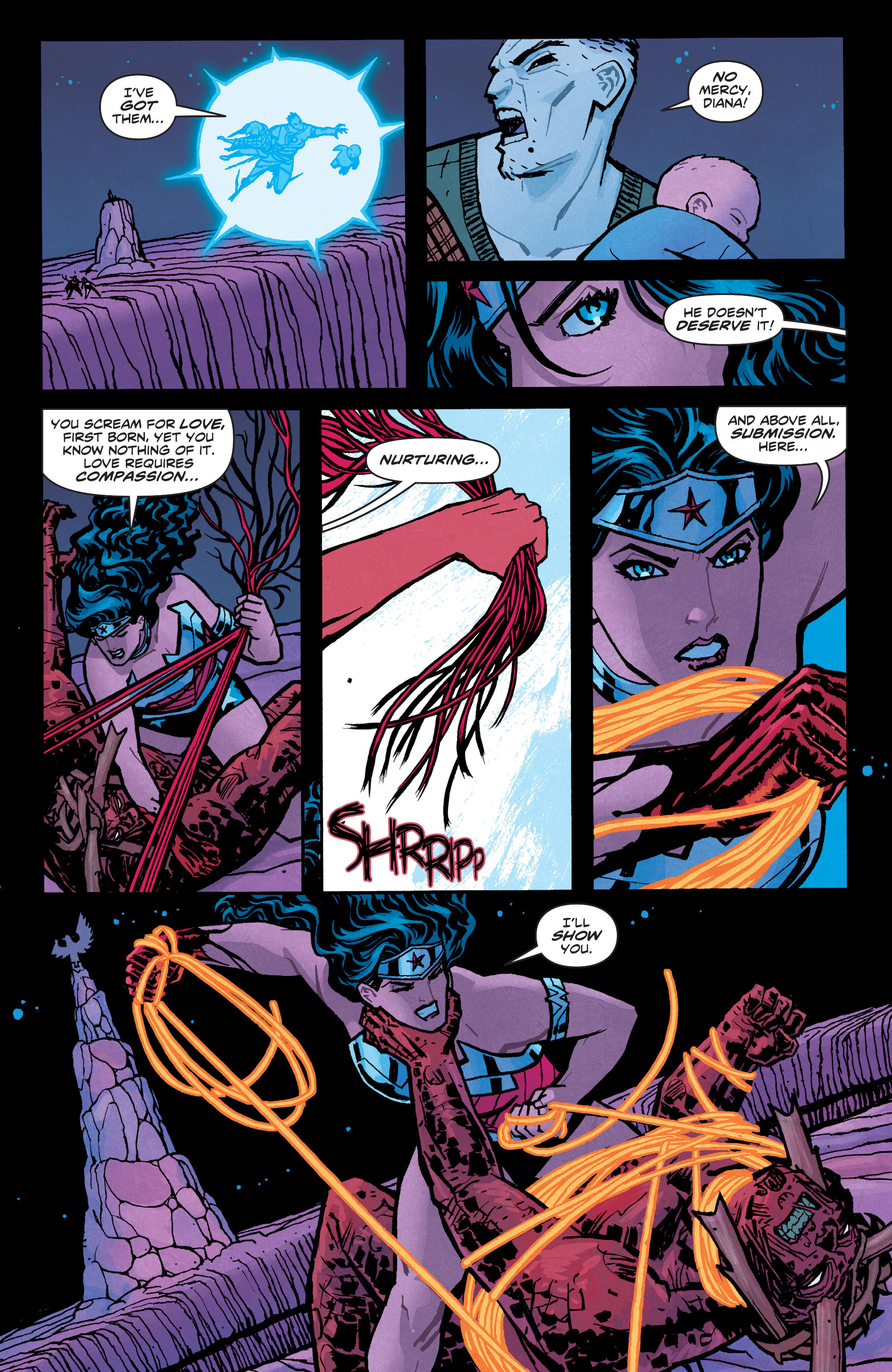 Read online Wonder Woman (2011) comic -  Issue #35 - 14