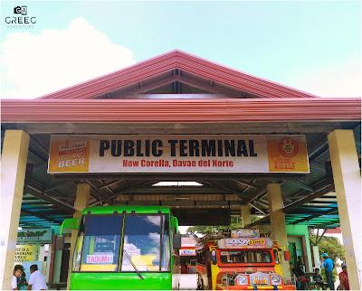 New Corella Jeepney terminal