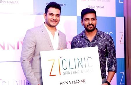 Sethu's ZI Clinic 1st Anniversary celebration and 2nd clinic launch