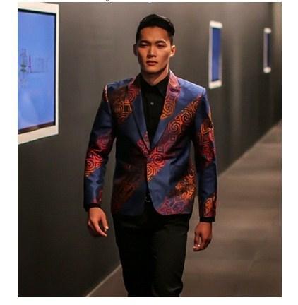 Model Jas Batik Pria Terbaru Model Batik 2019