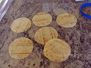 make your own tortilla chips