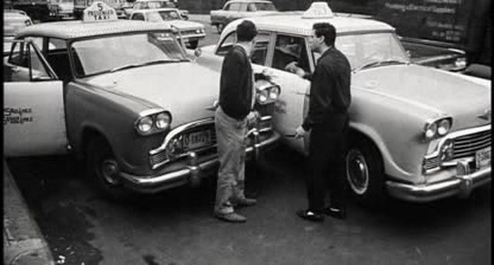 1958 Checker Model A9 - Internet Checker Taxicab Archive