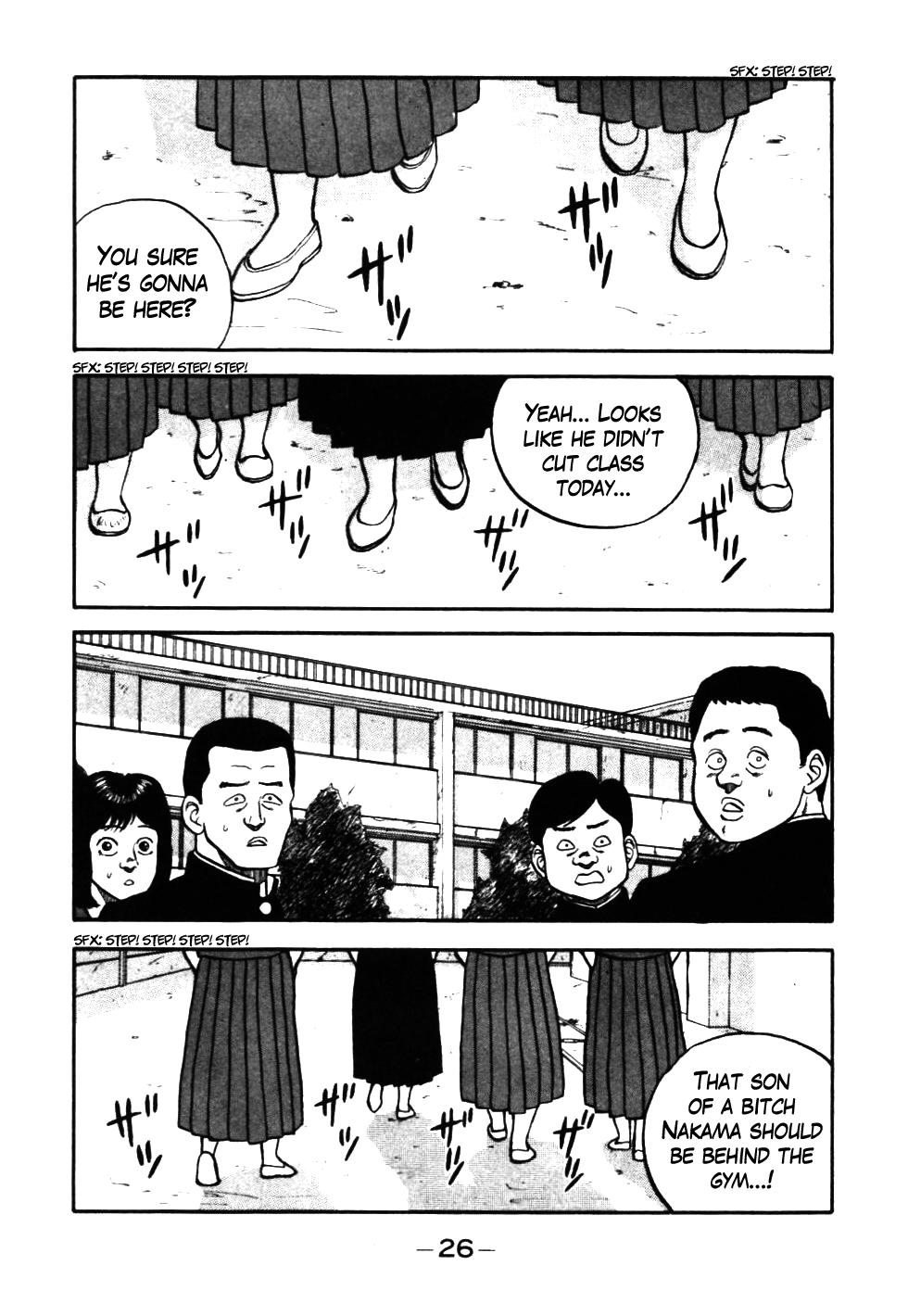 Be-Bop High School - Chapter 42